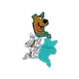 Convite De Aniversário Scooby Doo Novo - 08 Unidades