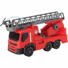 Caminhão Bombeiro Brutale Solta Água 1510 - Roma Brinquedos