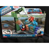 Tren Thomas Y Sus Amigos Track Master Demolition At The Dock