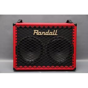 Caixa Toda Valvulada All Tube Randall Rd45 212 Footswitch