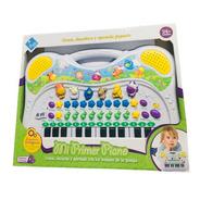 Mi Primer Piano Graba Escucha Y Aprende Infantil Ar1 6155