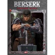 Berserk - N1 - Kentaro Miura - Panini Argentina Manga