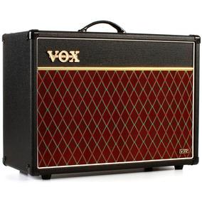 Vox Ac15vr Combo Cubo Amplificador Valvulado Guitarra 15w