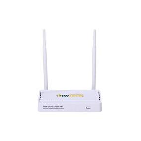 Roteador Wi-fi Controle De Banda Oiw-2442apgn-hp - Com Nfe