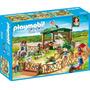 Playmobil Zoo Con Animales De Granja 6635 - Giro Didáctico