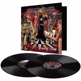 Iron Maiden - Dance Of Death - 2 Lp