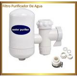 Filtro Purificadorde Agua Potable De Ceramica Y Turmalina