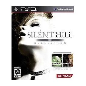 Silent Hill Hd Collection 2 Jogos Mídia Física Ps3 Lacrado