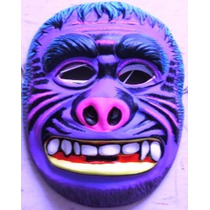 Vintage Mascara De Gorila Años 70s