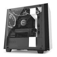 Gabinete Gamer Nzxt H400i White Black 3x Cooler Usb 3.1 Htg2