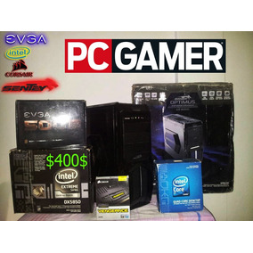 Pc Gamer Intel Extreme Core I7 8gb Ram 1tb 2gb Video Gtx650