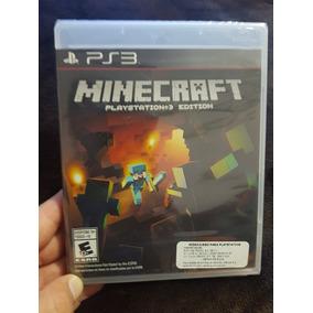 Minecraft Ps3 Disco Fisico Nuevo.