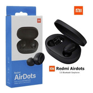 Auricular Xiaomi Airdots Redmi Earbuds Bluetooth Inalambrico