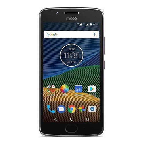 Moto G5 Dual SIM 32 GB Cinza-lunar 2 GB RAM