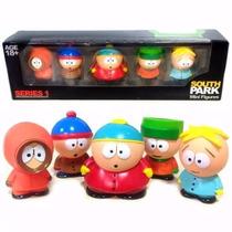 South Park 5 Bonecos Pronta Entrega