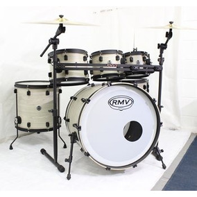Bateria Rmv Cross Road Natural Ivory