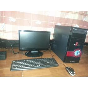 Computadora De Mesa 3gb Ram, 150 Gb Memoria + Impresora Mult