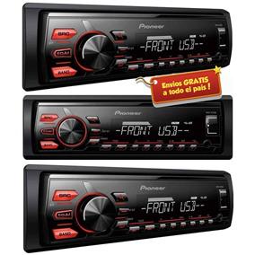 Stereo Pioneer Mvh 085 Mvh-85ub Usb Am Fm Envio Gratis
