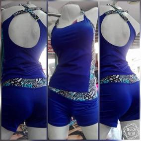 Nuevo Vestido De Baño Con Faja Control Dos Piezas Pantalonet