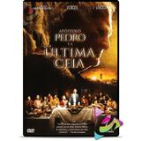 Dvd Filme Apostolo Pedro E A Ultima Ceia Cód. 19881