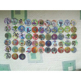 Lote 99 Tazos Coleccionables Yu Gi Oh