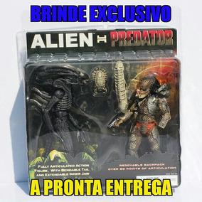 Action Alien Vs Predador A Pronta Entrega Com Brinde!!!