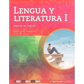 Lengua Y Literatura 1 - Santillana En Linea