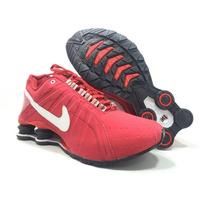 Tênis Nike Shox Júnior Original Queimão De Estoque !