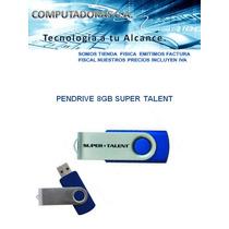 Pendrive 8gb Super Talent