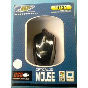 Mouse Optical 3d
