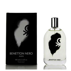 Perfume Benetton Nero Original