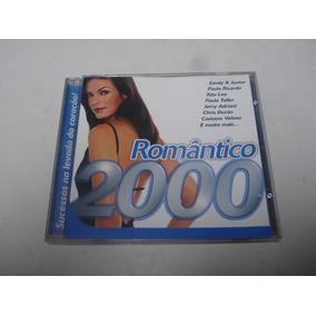 Romantico 2000 - Rita Lee Paula Toller Duran Eller Cd Brasil