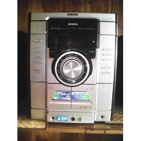 Equipo De Audio Sony Genezi Modelo Hcd Rg-270