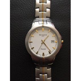 Reloj Nivada Water Resistant 30 M