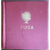 Suiza, Hermosa Colección Schaubek 1916-1985 Completa L9007