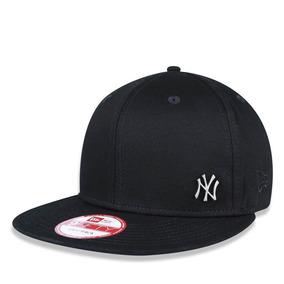 Boné New Era 9fifty Ny Yankees Flawless Metal Snapback