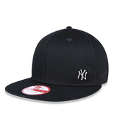 Boné New Era 9fifty Ny Yankees Flawless Metal Snapback