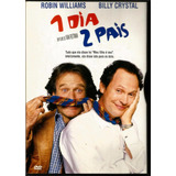 Dvd Um Dia, Dois Pais (robin Williams & Billy Crystal)