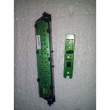 Botonera Y Sensor Ir Atvio Mtv3212lcd