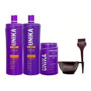 Progressiva Agilise Unika + Shampoo Open + Neutralizante