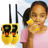 Rádio Comunicador Infantil Walk Talk Brinquedo Crianças