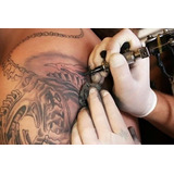Curso Tatuagem Profissional