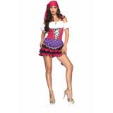 Disfraz Gitana Hechicera Leg Avenue Leg-83671 + Envío Gratis