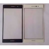Mica Vidrio Huawei Ascend P6 Negro Blanco