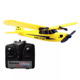 Avion Rc Control Remoto Piper Electrico Alcance 80 Mts Usb