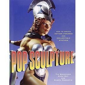 Pop Sculpture Em Pdf,frete Gratis