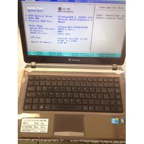 Notebook Itautec W7440+core I5 M480+8gb+hd500gb(descrição)