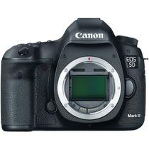 Maquina Fotográfica Profissional Canon Eos5d Mark Iii-corpo