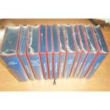 Coleccion Julio Verne Lote 12 Libros Grabados