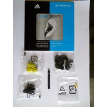 Acessórios Fone Sennheiser Adidas Cx 680 Sports